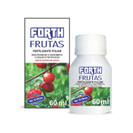 Fertilizante Líquido Concentrado Forth Para Frutas - 60ml