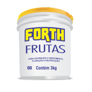 Fertilizante Forth Frutas 3 Kilos