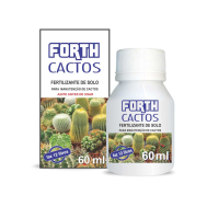 Fertilizante líquido Forth Cactos - 60ml Concentrado